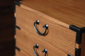 Japanese tansu cabinets