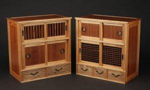 Kitchen tansu chest
