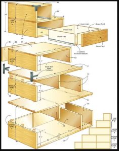 Step Cabinets