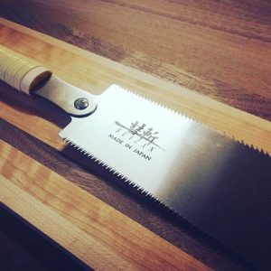 Suizan's Japanese Pull Saw