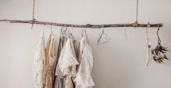 clothes rack for small room
