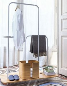 clothes storage ideas for small spaces bedroom