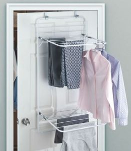 door rack for clothes