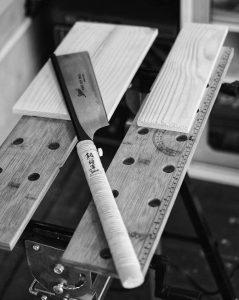 japanese pull saw kit