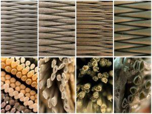 material for tatami mats