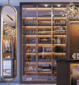 standard master bedroom closet dimensions