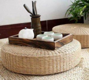 tatami floor seat