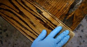 best clear finish for wood kitchen table