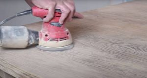 best finish for wood table