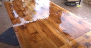 best polyurethane for outdoor wood