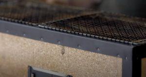 yakitori grill charcoal