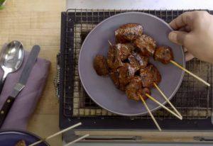 Indoor Outdoor Yakatori Grill | Fire sense, Yakatori