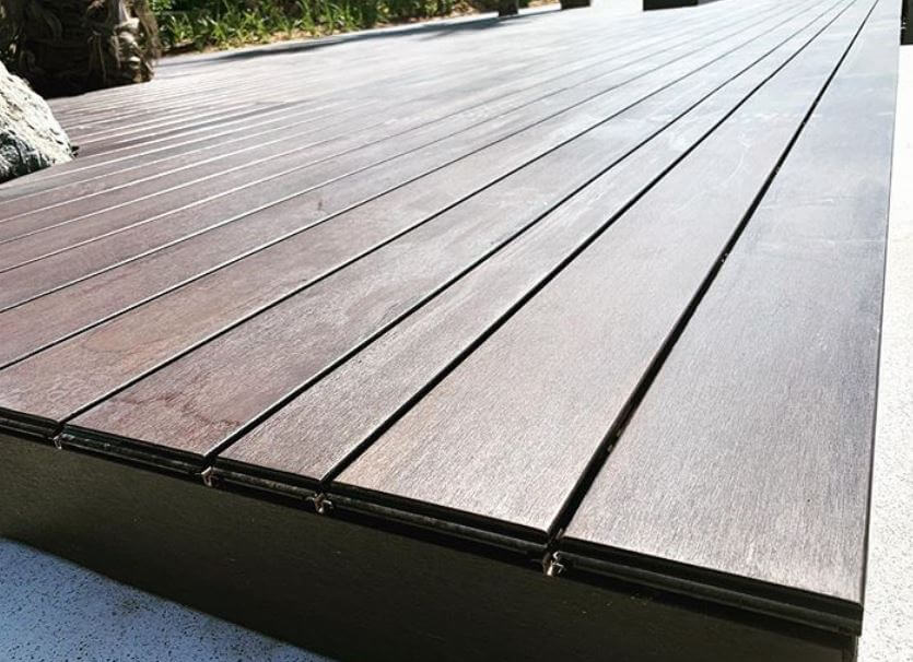 Can You Paint Trex Decking Material