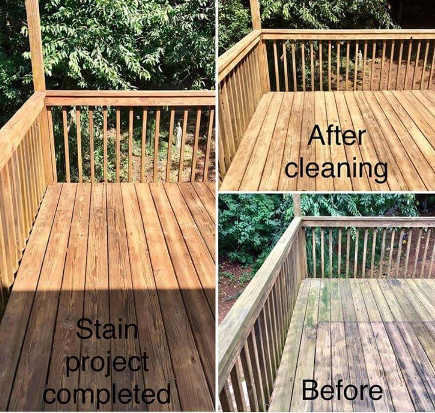 Do You Have To Remove Old Stain Before Restaining Deck