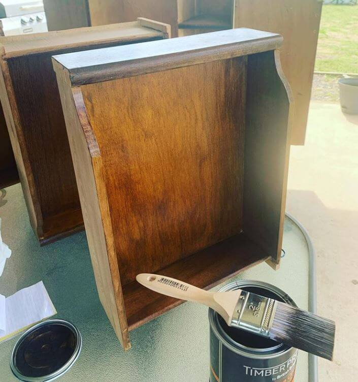 Do You Have To Remove Old Stain Before Restaining Furniture