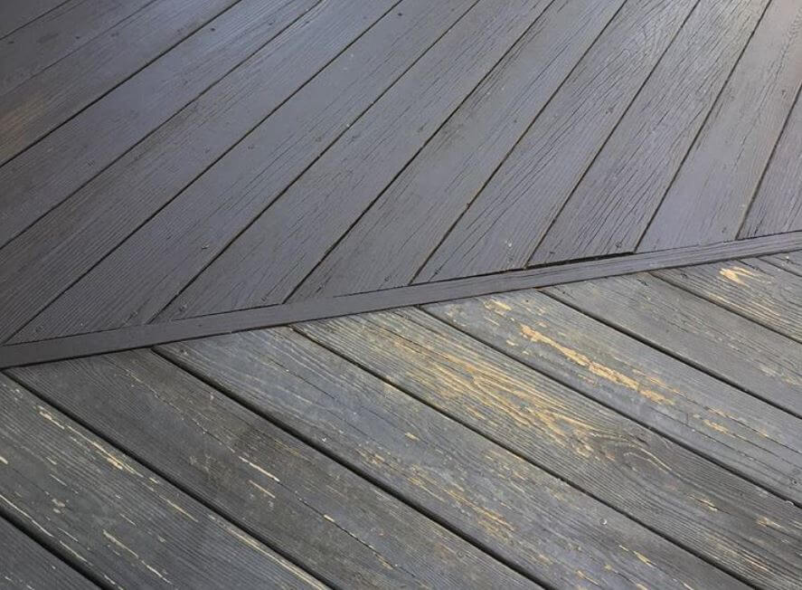 Do You Have To Remove Old Stain Before Restaining a Deck
