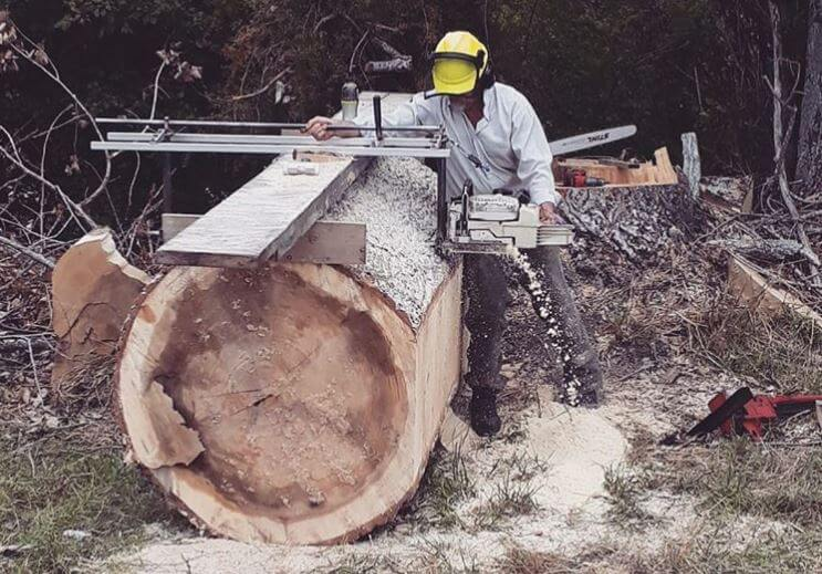 cheap outdoor wood