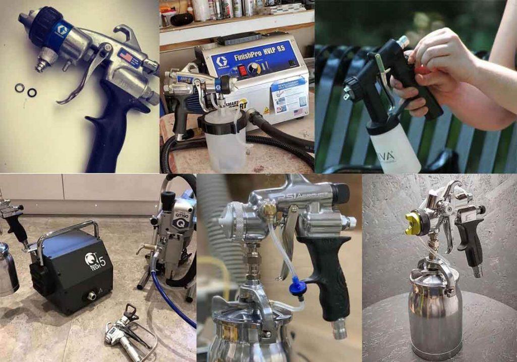 Best Budget Hvlp Spray Gun For Woodworking