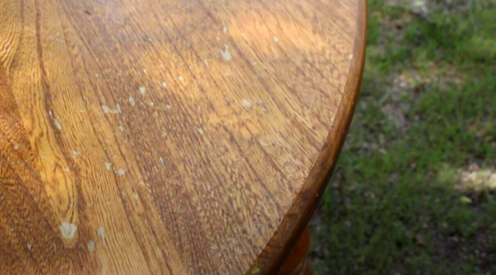 Best Finish For Farmhouse Table Top
