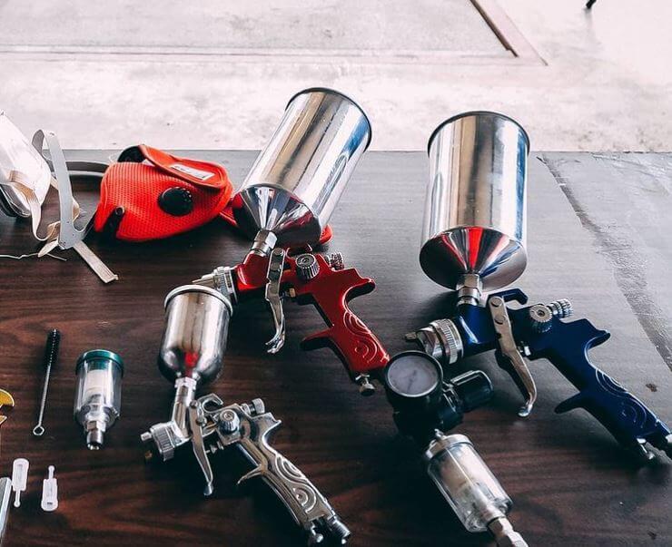 Best Hvlp Spray Gun For Wood Finishing