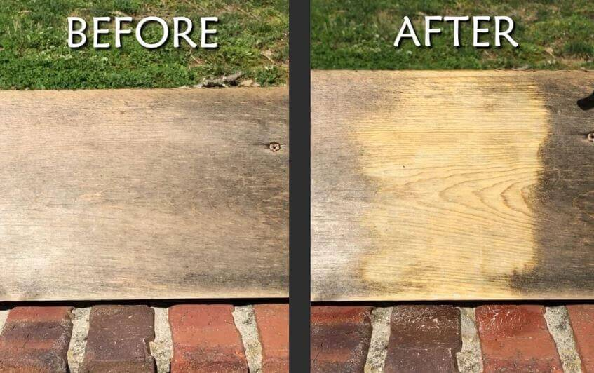 Best Wood Stain And Finish Remover