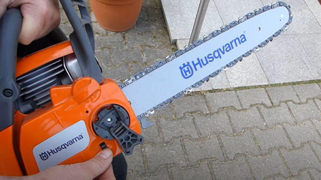 Husqvarna 240 Chainsaw Chain