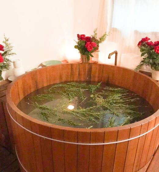 How To Build a Wooden Japanese Soaking Tub