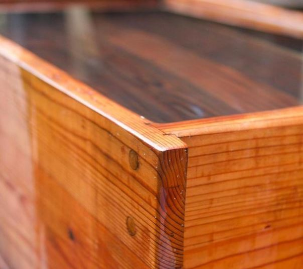 How To Make a Wooden Japanese Soaking Tub