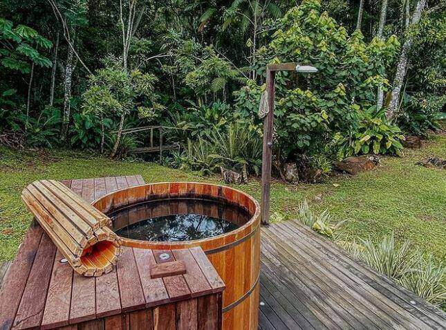 Japanese Ofuro Bathtubs