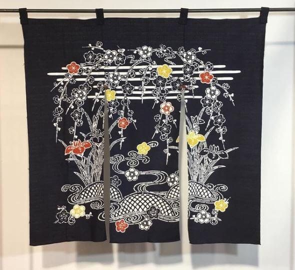 Noren Curtain Japan