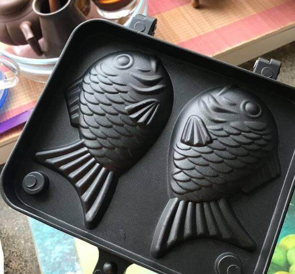 Taiyaki Pan
