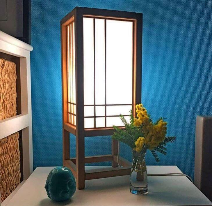 60 Inch Paper Floor Lamp
