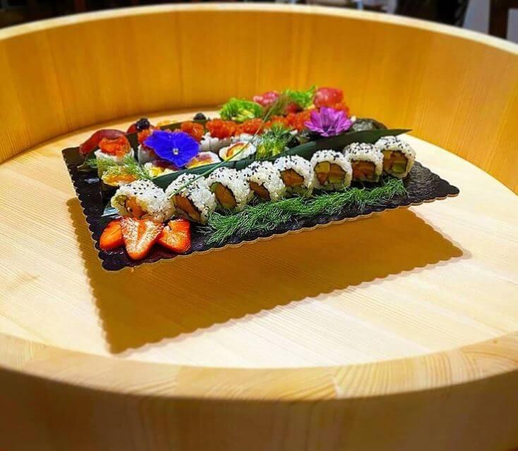 Best Sushi Hangiri