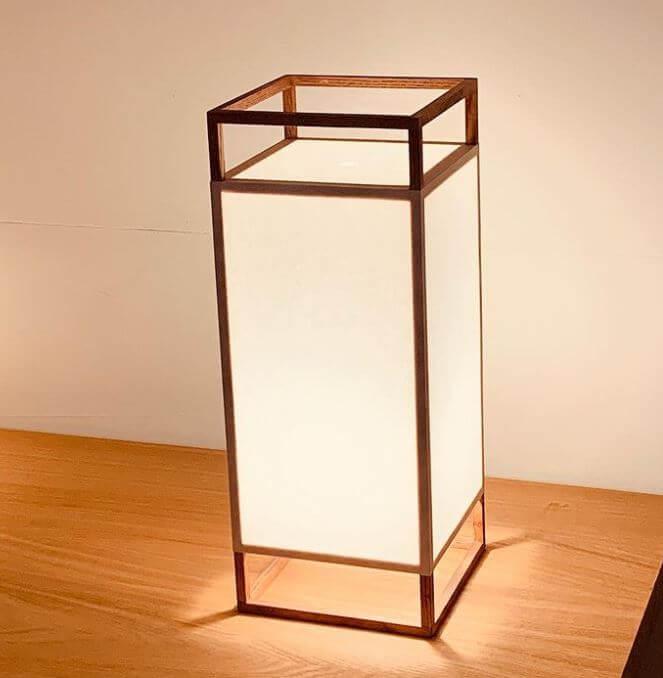 Chinese Paper Floor Lamp
