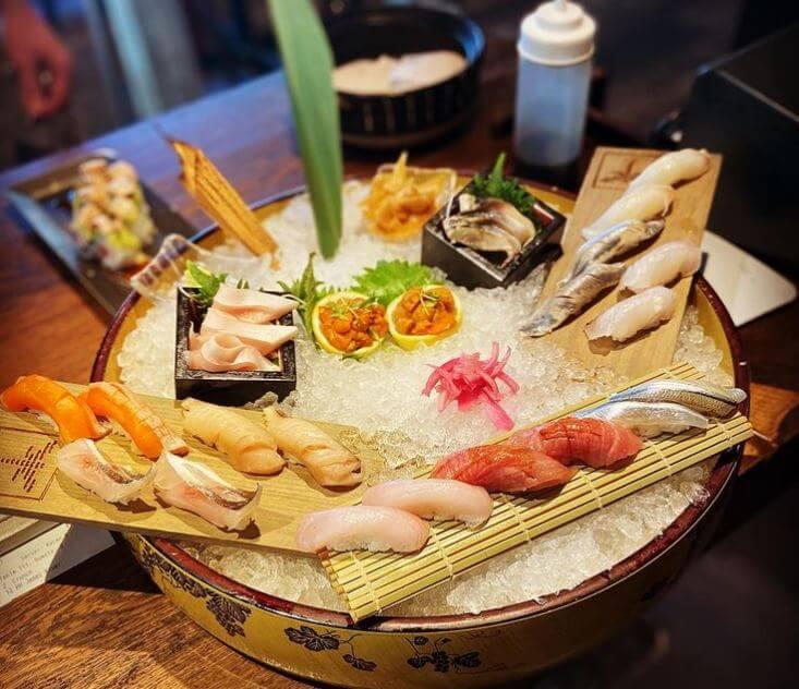 Franchise Hangiri Sushi
