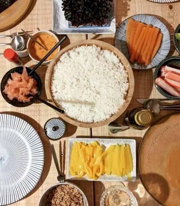 Sushi Hangiri