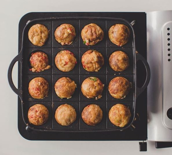 How To Make Easy Takoyaki