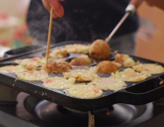 How To Make a Takoyaki