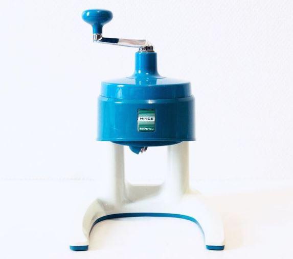 Japanese Kakigori Machine