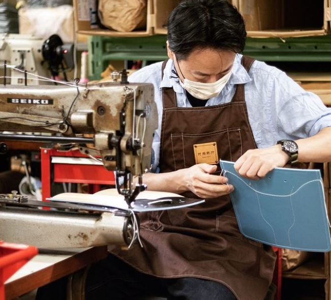 Japanese Leather Backpack Randoseru