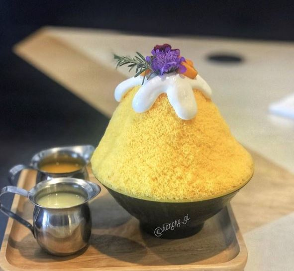 Kakigori Dessert