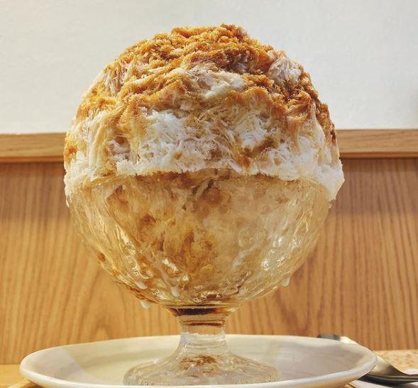 Kakigori Ice Cream
