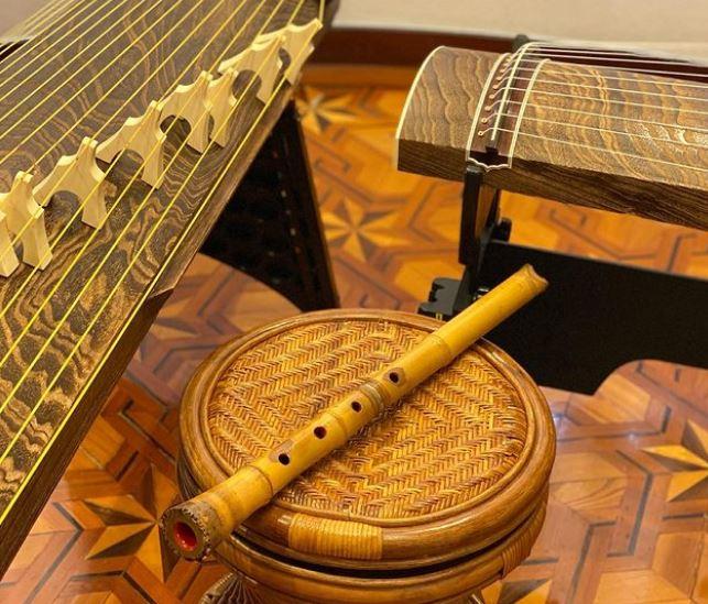 Shakuhachi Bamboo Flute