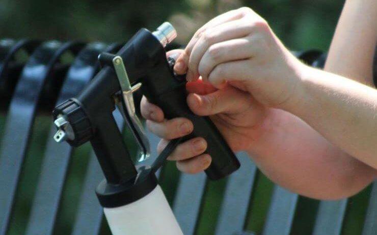 Best Hvlp Spray Gun For Woodworking