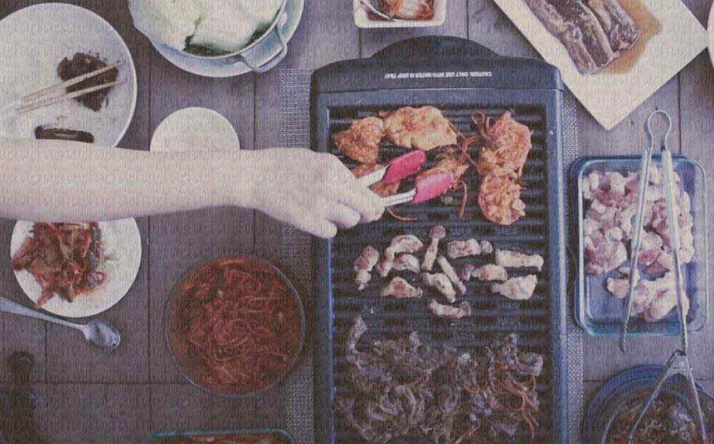 best indoor grill for korean bbq